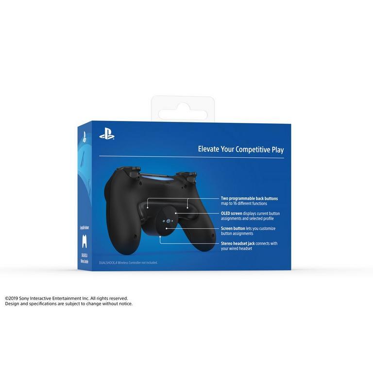 Sony DualShock 4 Back Button Attachment