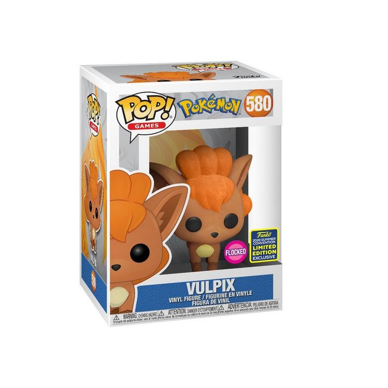 "Pokemon VULPIX GameStop Exclusive 8/"" Plush Wicked Cool Toys 2020"