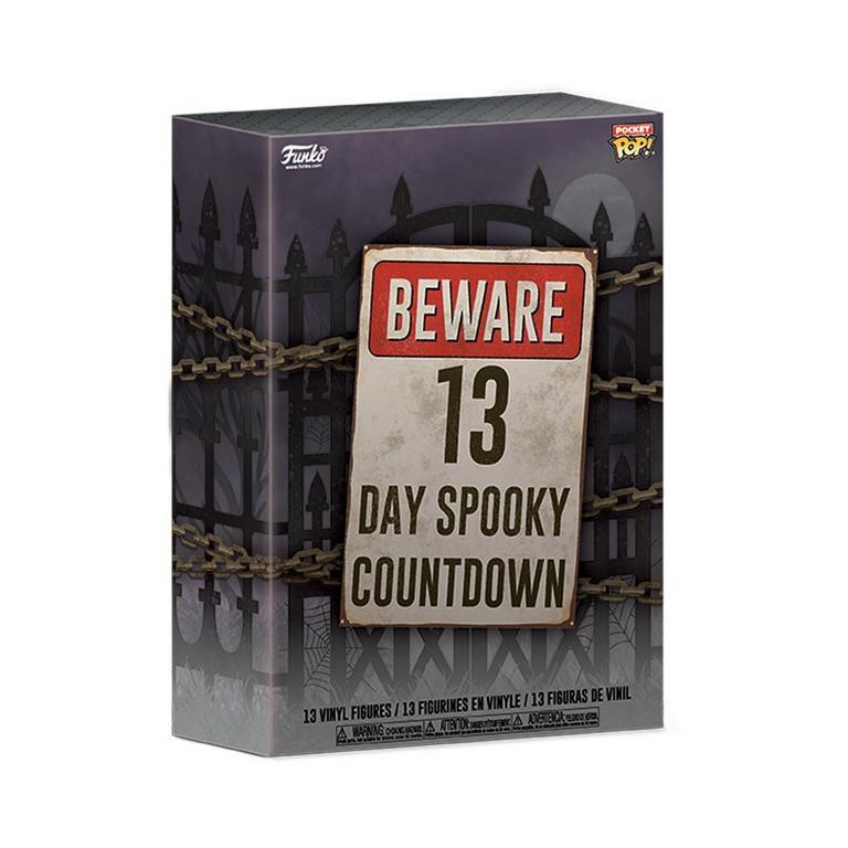 POP! Advent Calendar: 13-Day Spooky Countdown