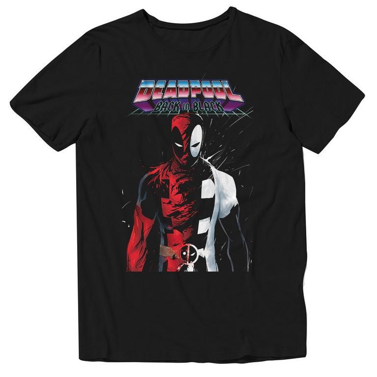 Deadpool Back in Black T-Shirt