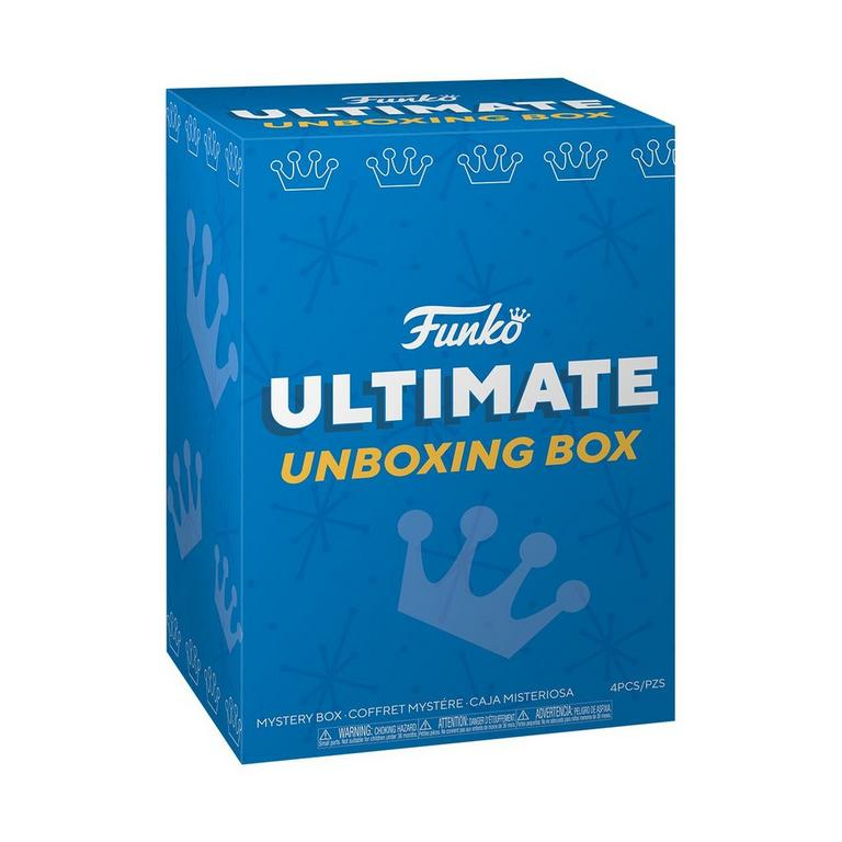 Ultimate Unboxing Box Blue