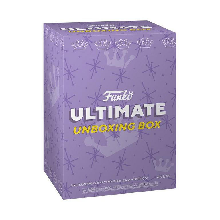 Ultimate Unboxing Box Pink