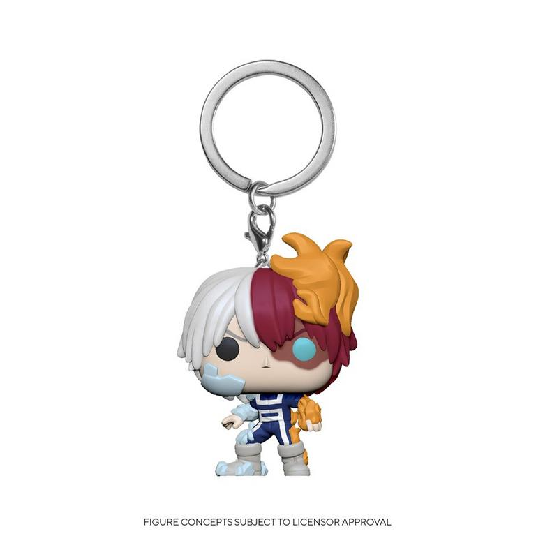 Pocket POP! Keychain: My Hero Academia Todoroki