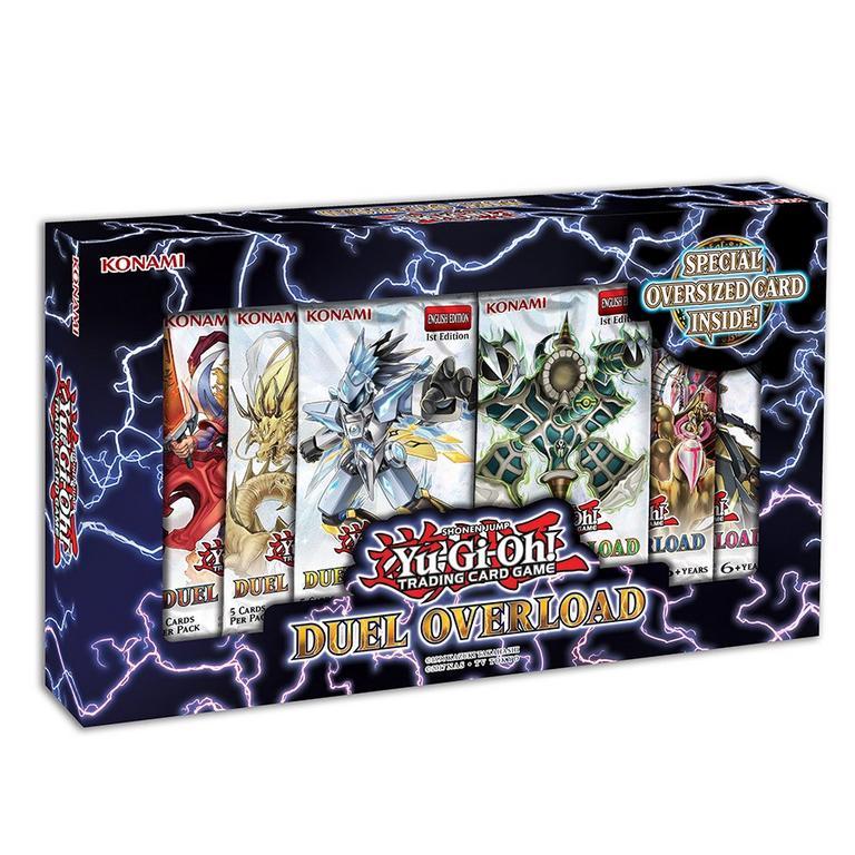 Yu-Gi-Oh! Duel Overlord Box Collector's Set