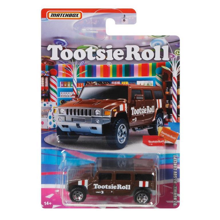Matchbox Food Series Vehicle (Assortment)