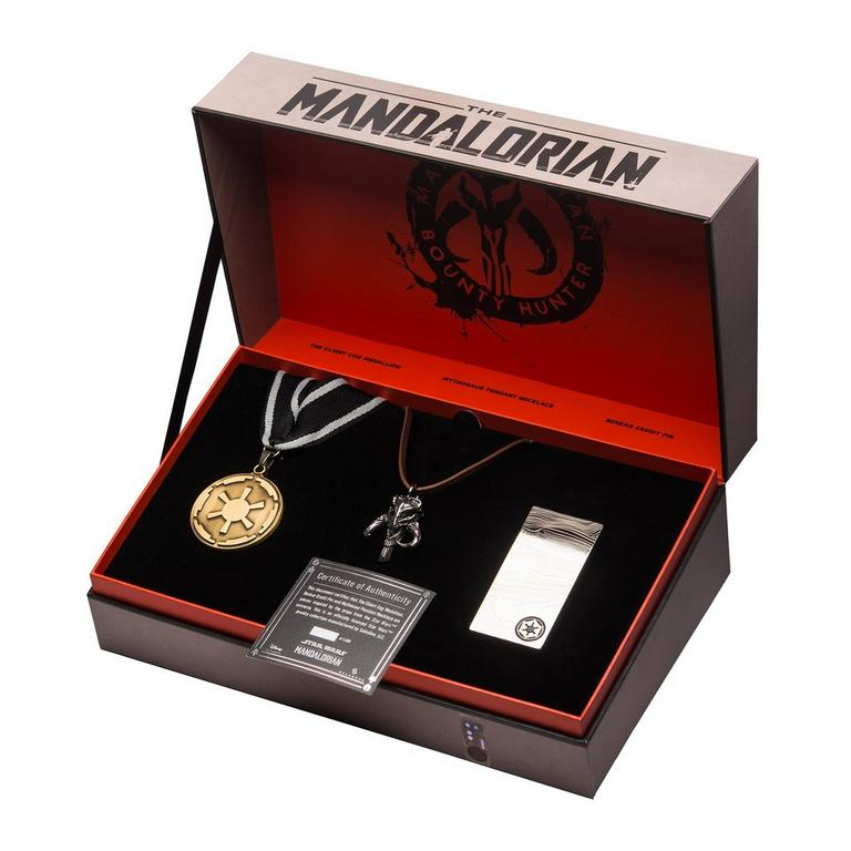 Star Wars: The Mandalorian Jewelry Set Only at GameStop