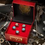 Avengers: Endgame Iron Man Arc Reactor Ring Set
