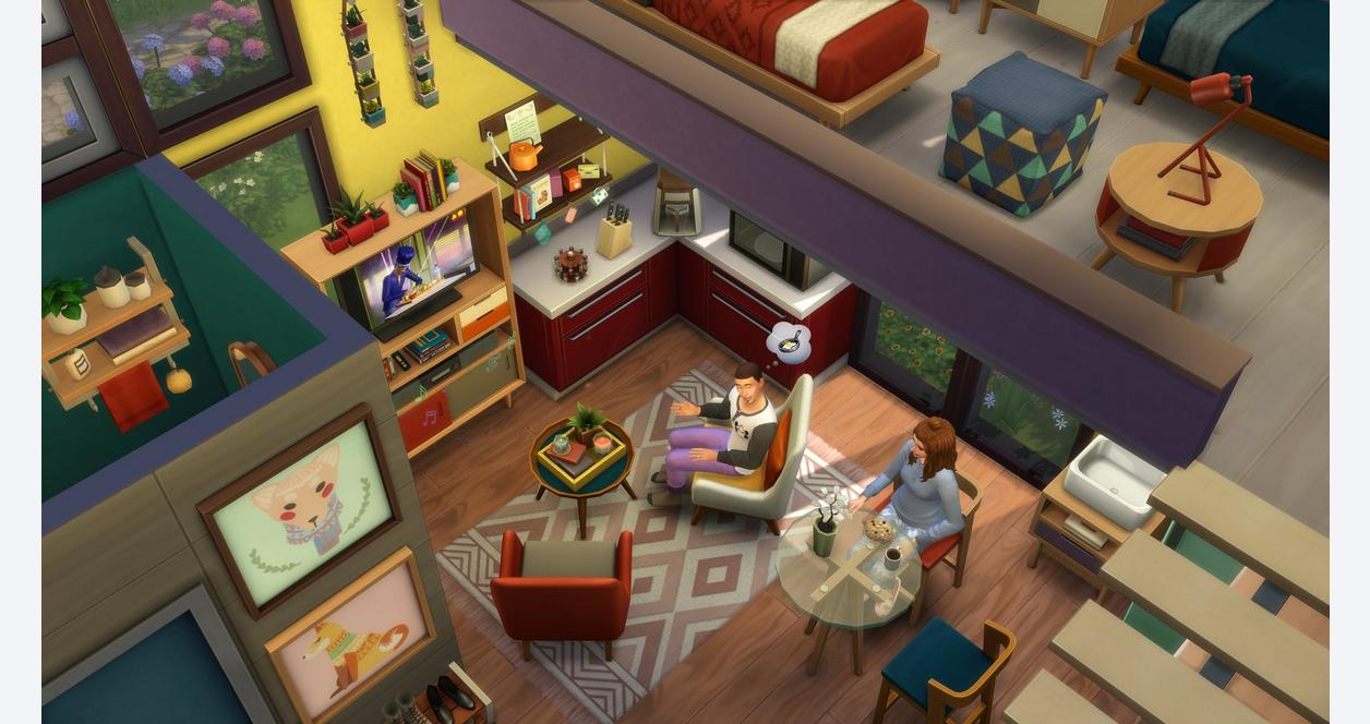 The Sims 4: Tiny Living Stuff Pack