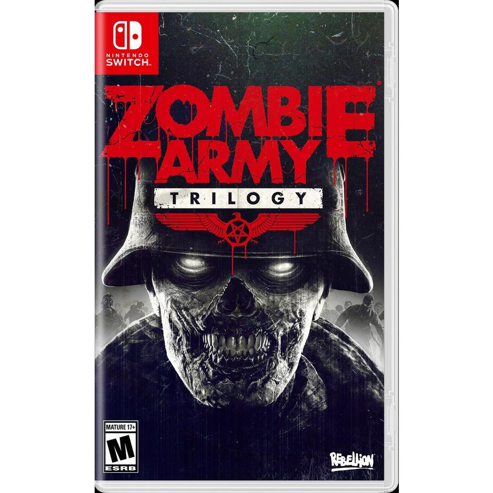 Zombie Army Trilogy Nintendo Switch Gamestop