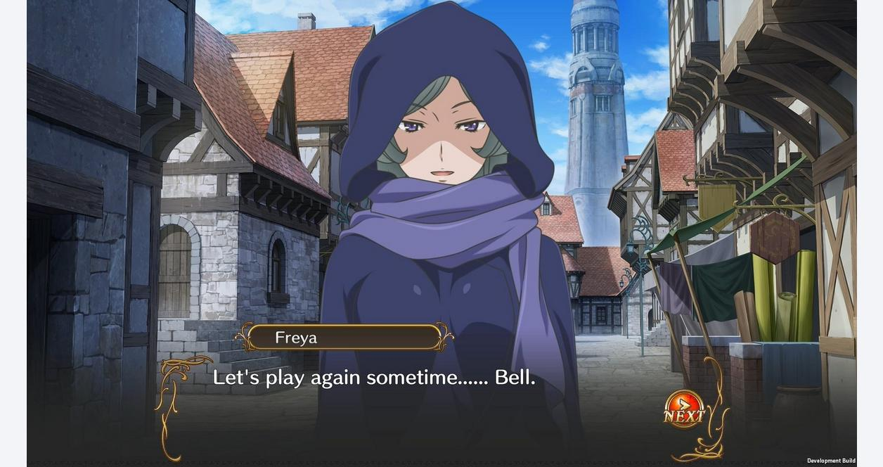 Is It Wrong to Try to Pick Up Girls in a Dungeon? Infinite