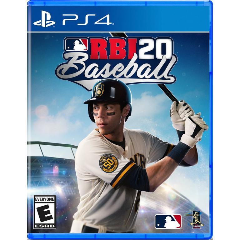 MLB RBI Baseball 20 PS4 Pre-Order At GameStop Now!