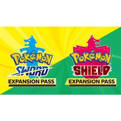 Pokemon Sword Expansion Pass/Pokemon Shield Expansion Pass