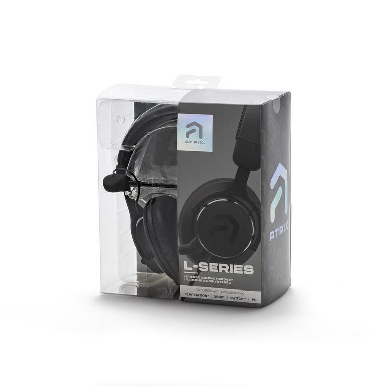 Atrix L-Series Wired Gaming Headset