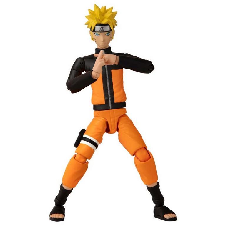 New Naruto Uzumaki NARUTO 6 inch Vinyl Figure Next Generation Action Figurine