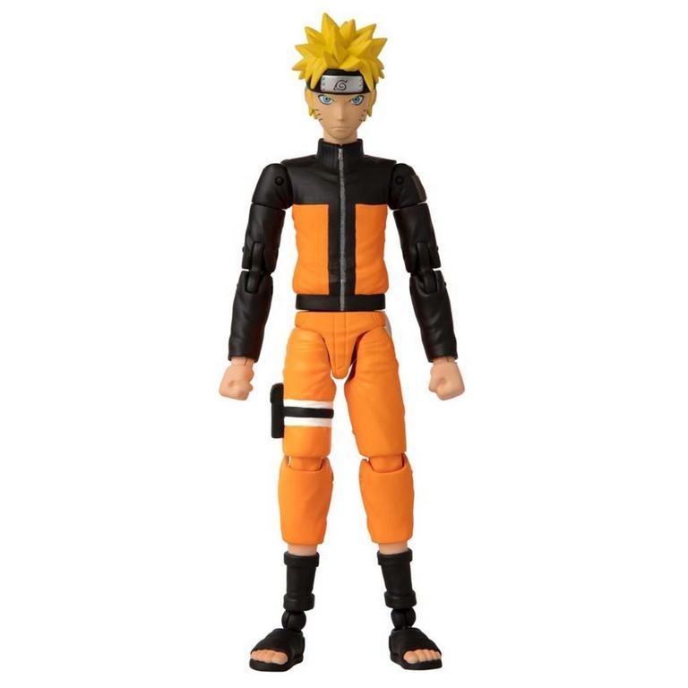 Naruto Shippuden Naruto Uzumaki Anime Heroes Action Figure Gamestop