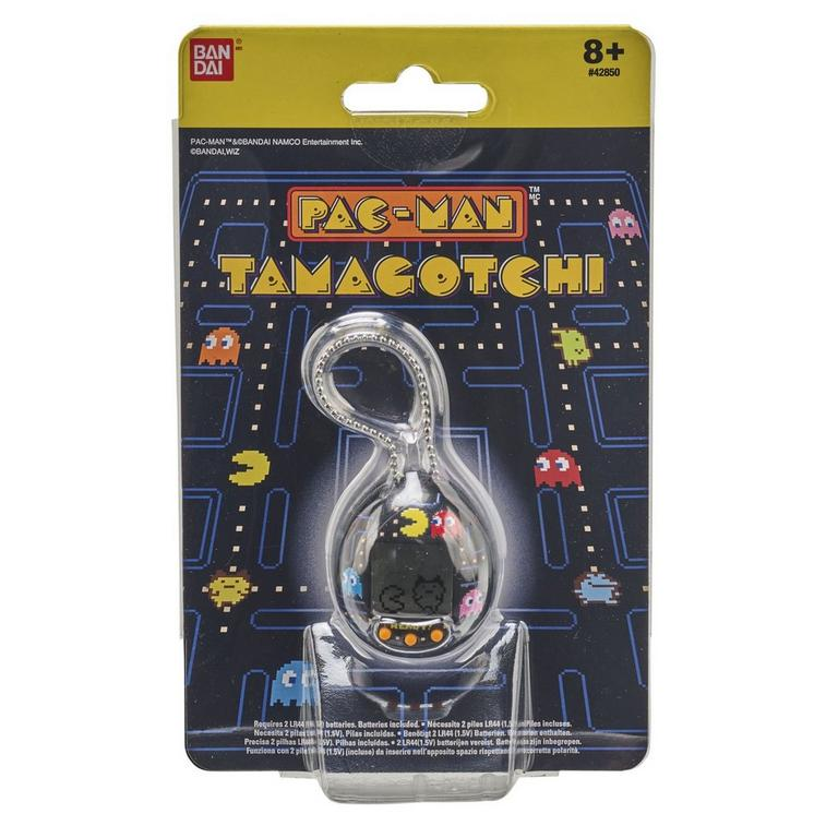 PAC-MAN x Tamagotchi Nano Black