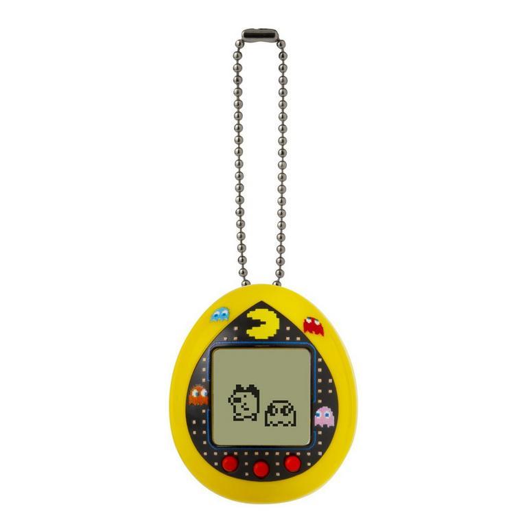 PAC-MAN x Tamagotchi Nano Yellow with Case
