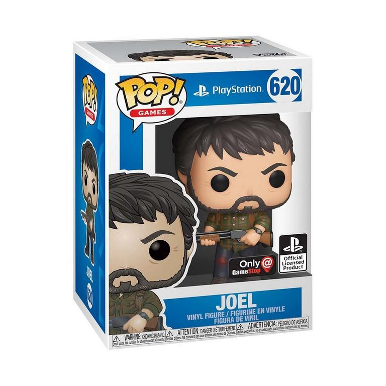 POP! Games: The Last of Us Joel Only at GameStop