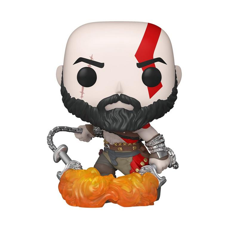 POP! Games: God of War Kratos with the Blades of Chaos Only at GameStop