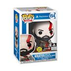 Funko POP! Games: God of War Kratos with the Blades of Chaos Only at GameStop