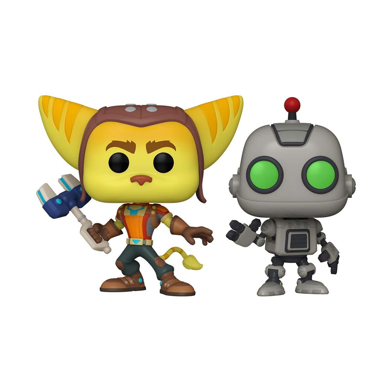 Pop Games Ratchet And Clank 2 Pack Only At Gamestop Gamestop