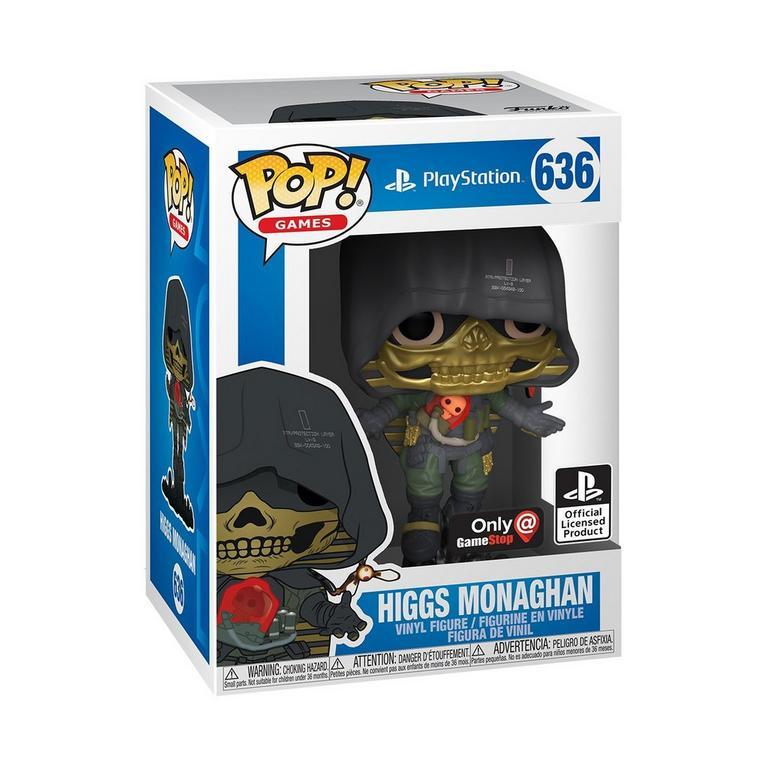 POP! Games: DEATH STRANDING Higgs Monaghan Only at GameStop