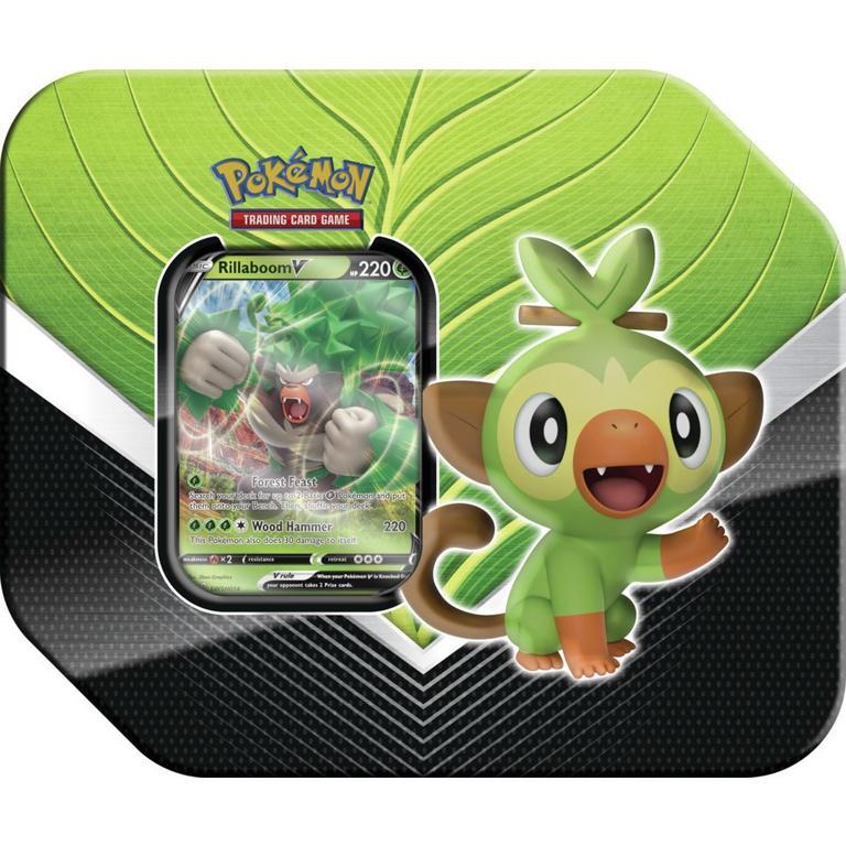 Pokemon Trading Card Game: Galar Partners Mini Tins (Assortment)