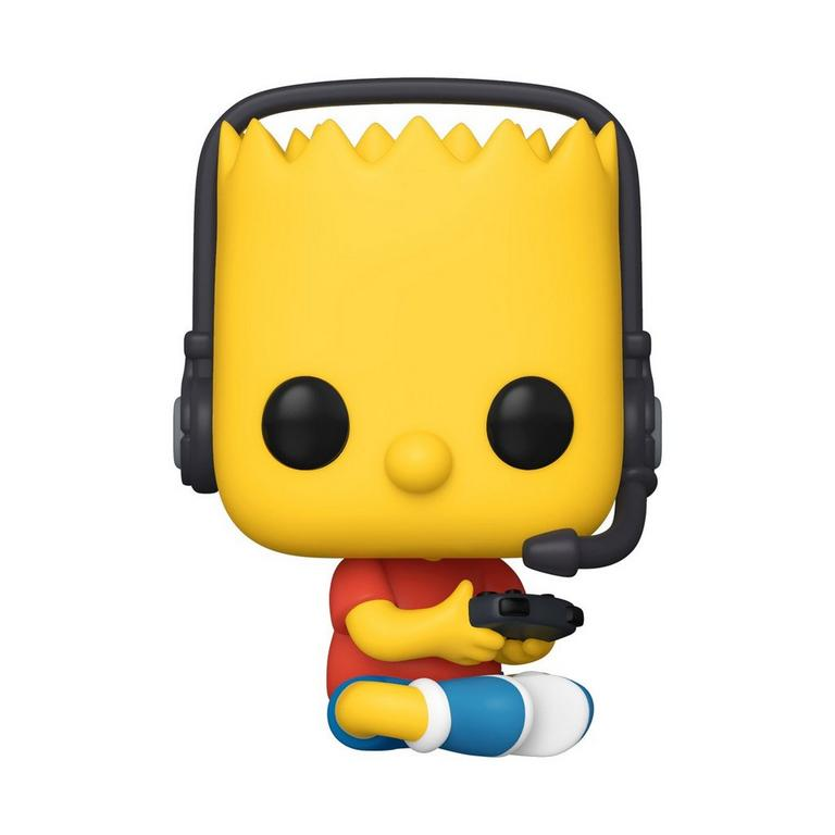 POP! Animation: The Simpsons Gamer Bart Only at GameStop