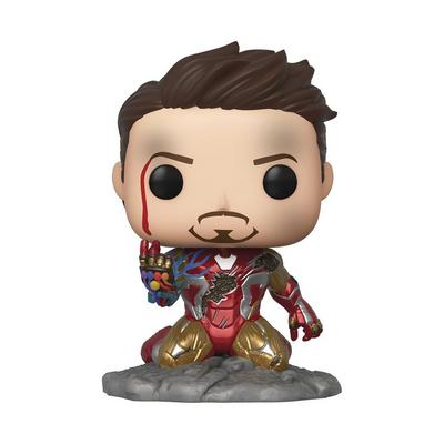 POP! Marvel Avengers: Endgame I Am Iron Man Glow in the Dark