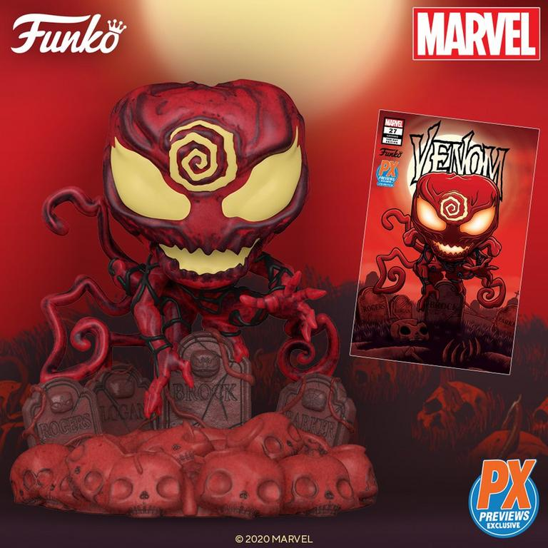 POP! Marvel: Absolute Carnage Deluxe
