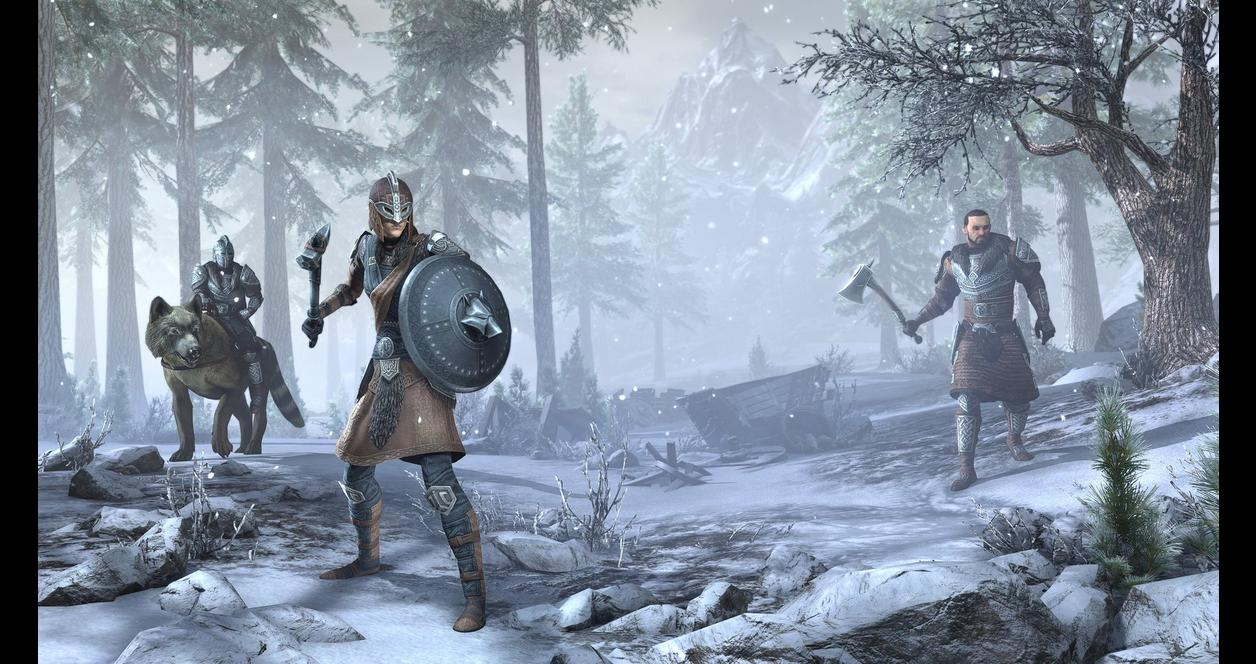 The Elder Scrolls Online Greymoor Physical Collector's Edition Upgrade