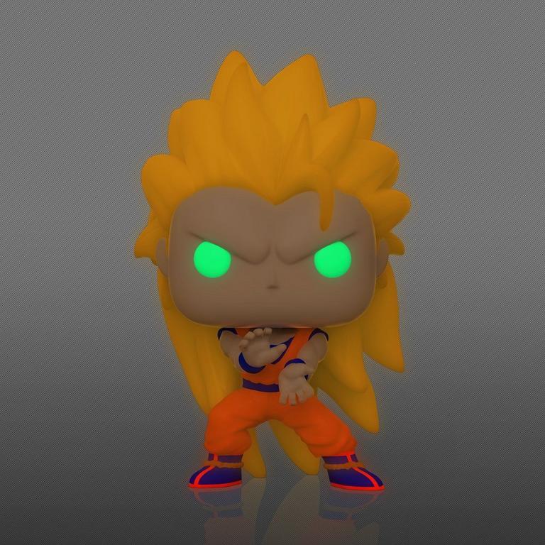 Funko POP! and Tee: Dragon Ball Z Super Saiyan 3 Goku T-Shirt Only at GameStop
