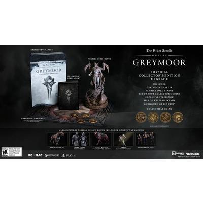 The Elder Scrolls Online Greymoor Collector's Edition