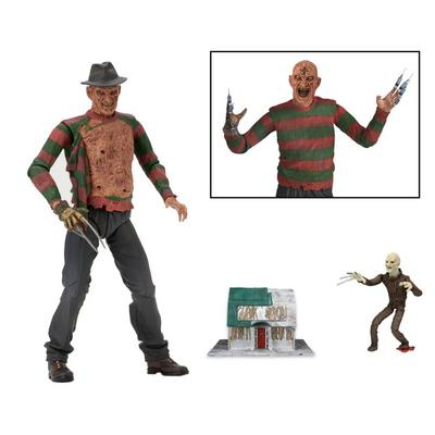 A Nightmare on Elm Street 3: Dream Warriors Freddy Krueger Ultimate Action Figure