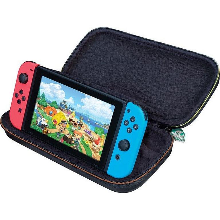 Nintendo Switch Animal Crossing: New Horizons Game Traveler Deluxe Travel Case