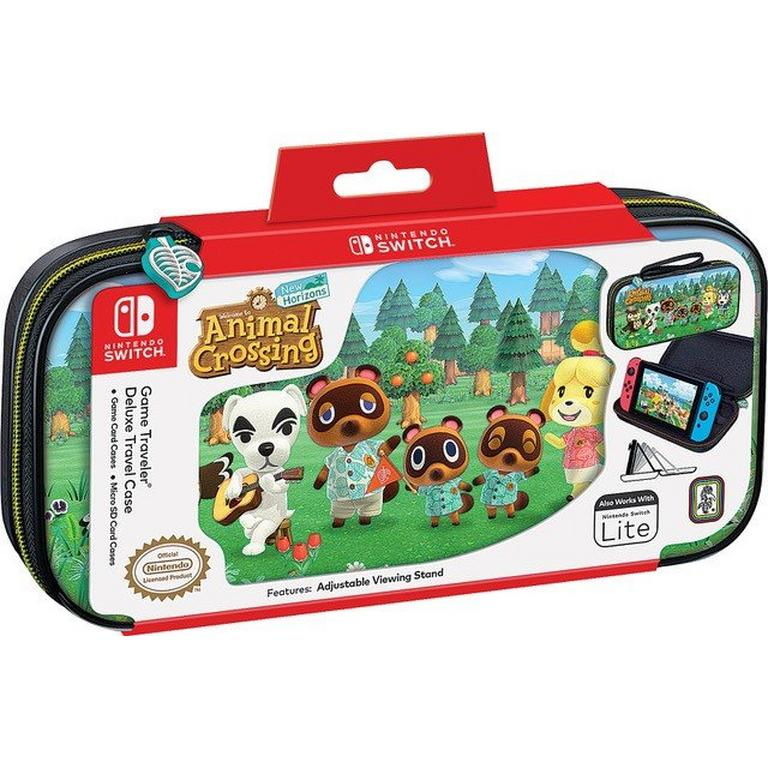 Nintendo Switch Animal Crossing New Horizons Game Traveler Deluxe