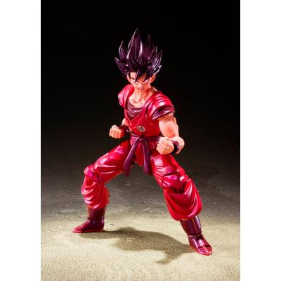 Dragon Ball Z Son Goku Kaio-ken S.H. Figuarts Action Figure
