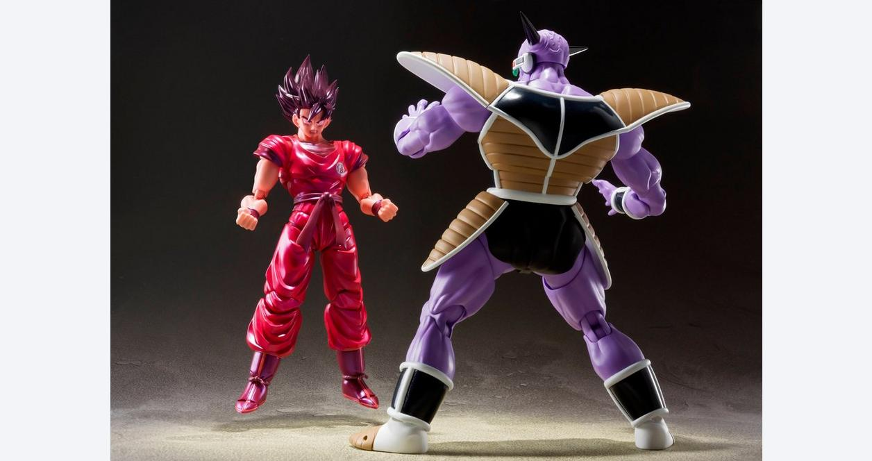 Dragon Ball Z Son Goku Kaio-ken S.H. Figuarts Action Figure