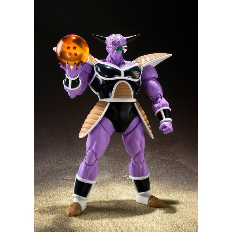 Dragon Ball Z Captain Ginyu S.H. Figuarts Action Figure