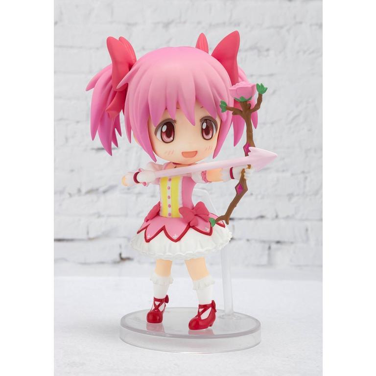 Puella Magi Madoka Magica the Movie: Rebellion Madoka Kaname Figuarts Mini Action Figure