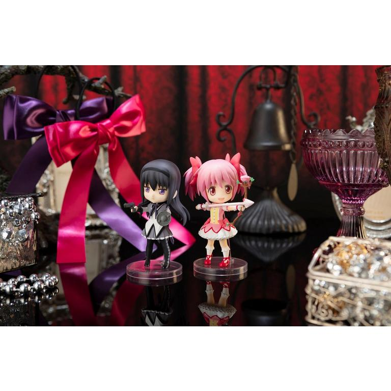 Puella Magi Madoka Magica The Movie: Rebellion Homura Akemi Figuarts Mini Action Figure
