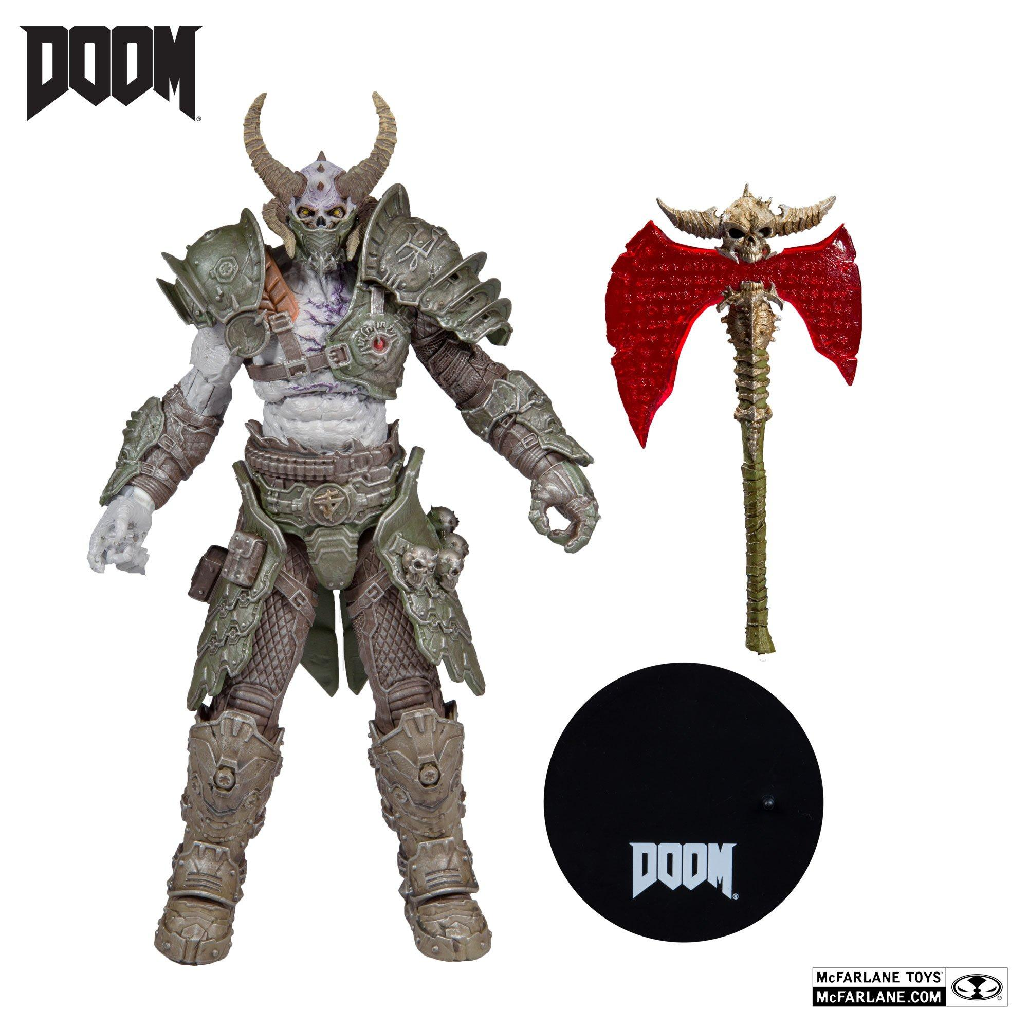 Doom Eternal Marauder Action Figure Gamestop