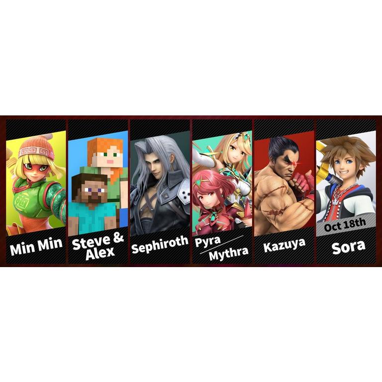 Super Smash Bros. Ultimate Fighters Pass Volume 2