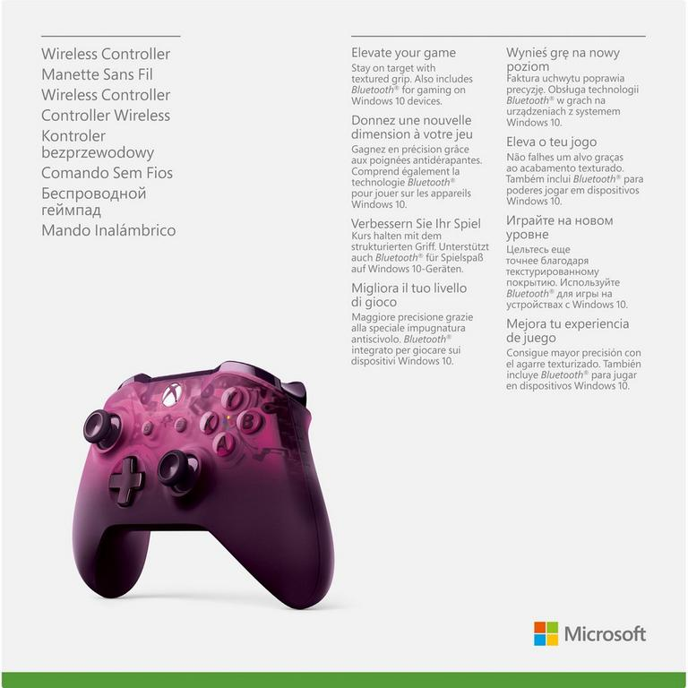 Microsoft Xbox One Phantom Magenta Special Edition Wireless Controller