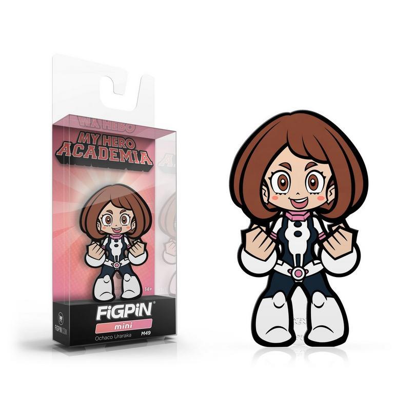 My Hero Academia Ochaco Uraraka FiGPiN Mini Only at GameStop