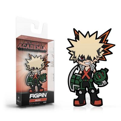 My Hero Academia Katsuki Bakugo FiGPiN Mini Only at GameStop