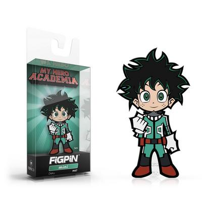 My Hero Academia Deku FiGPiN Mini Only at GameStop