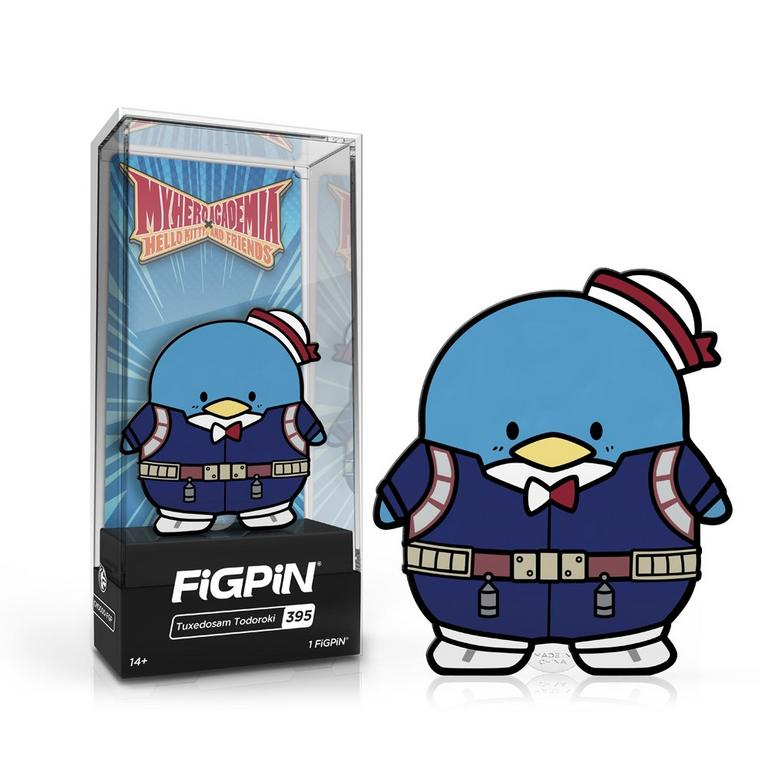 My Hero Academia x Hello Kitty and Friends Tuxedosam Todoroki FiGPiN