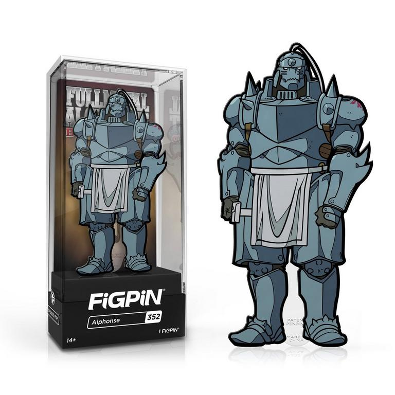 Full Metal Alchemist Brotherhood Alphonse FiGPiN