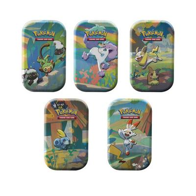 Pokemon Trading Card Game: Galar Pals Mini Tins (Assortment)